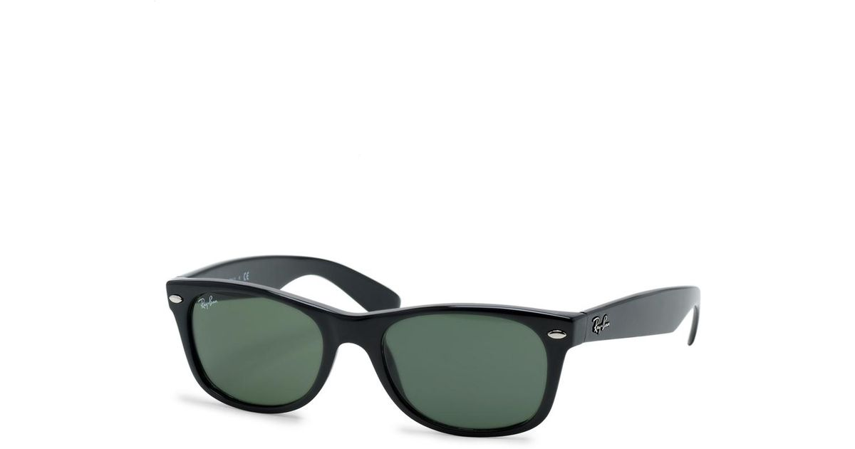 20b1a9dc77 Lyst - Brooks Brothers Ray-ban® Wayfarer Sunglasses in Black for Men