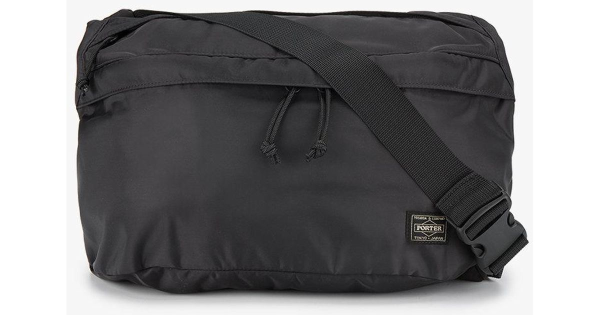 dda4b80b77 Neighborhood X Porter Waist Bag in Black for Men - Lyst