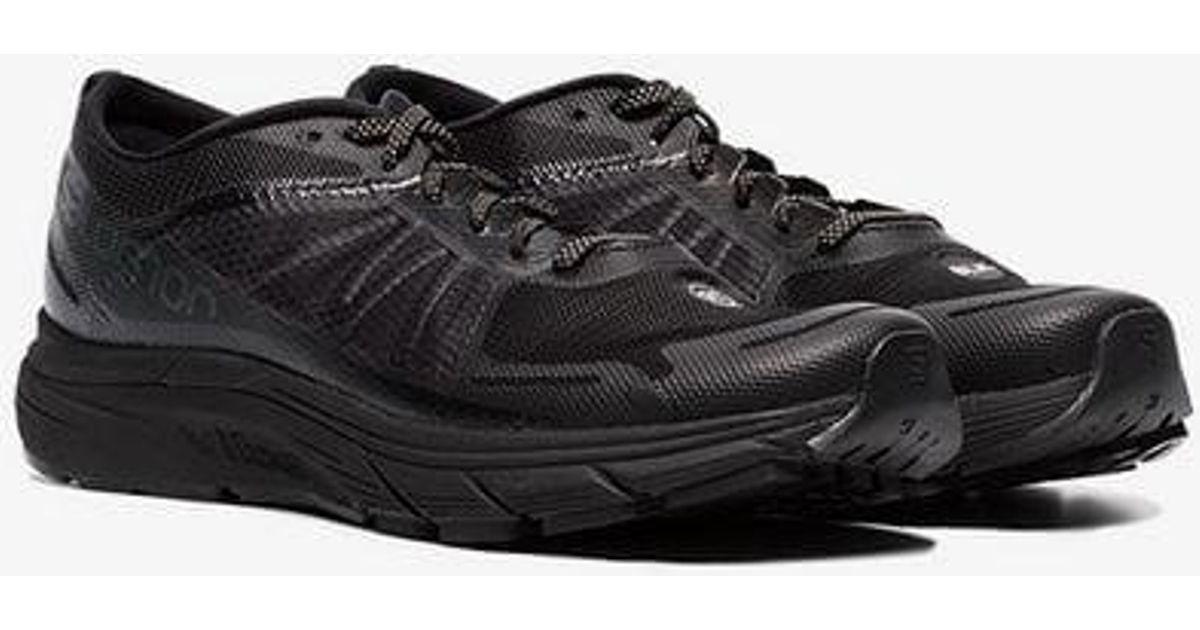 37687ec834a8 Lyst - Yves Salomon Salomon S lab Sonic Low-top Sneakers in Black for Men
