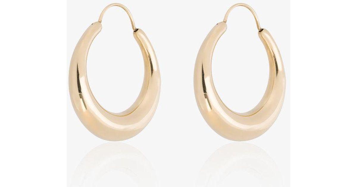 All_Blues Gold Vermeil Hungry Snake earrings 1TvEOml