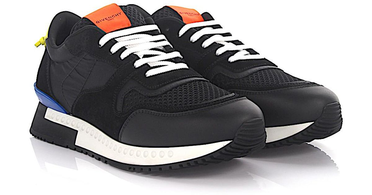 Givenchy Sneaker Runner Active Leather