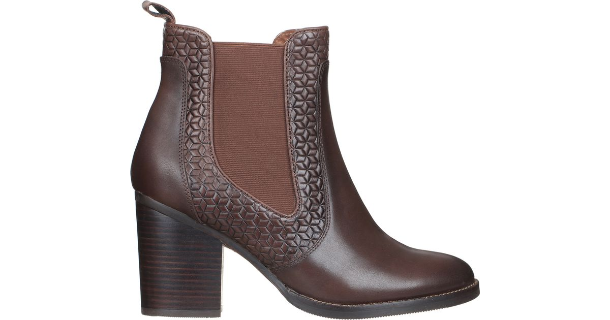 liebeskind boots in brown lyst. Black Bedroom Furniture Sets. Home Design Ideas