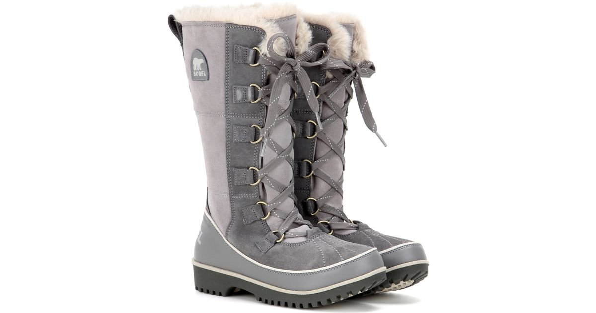 Sorel Tivoli High Ii Suede Boots in