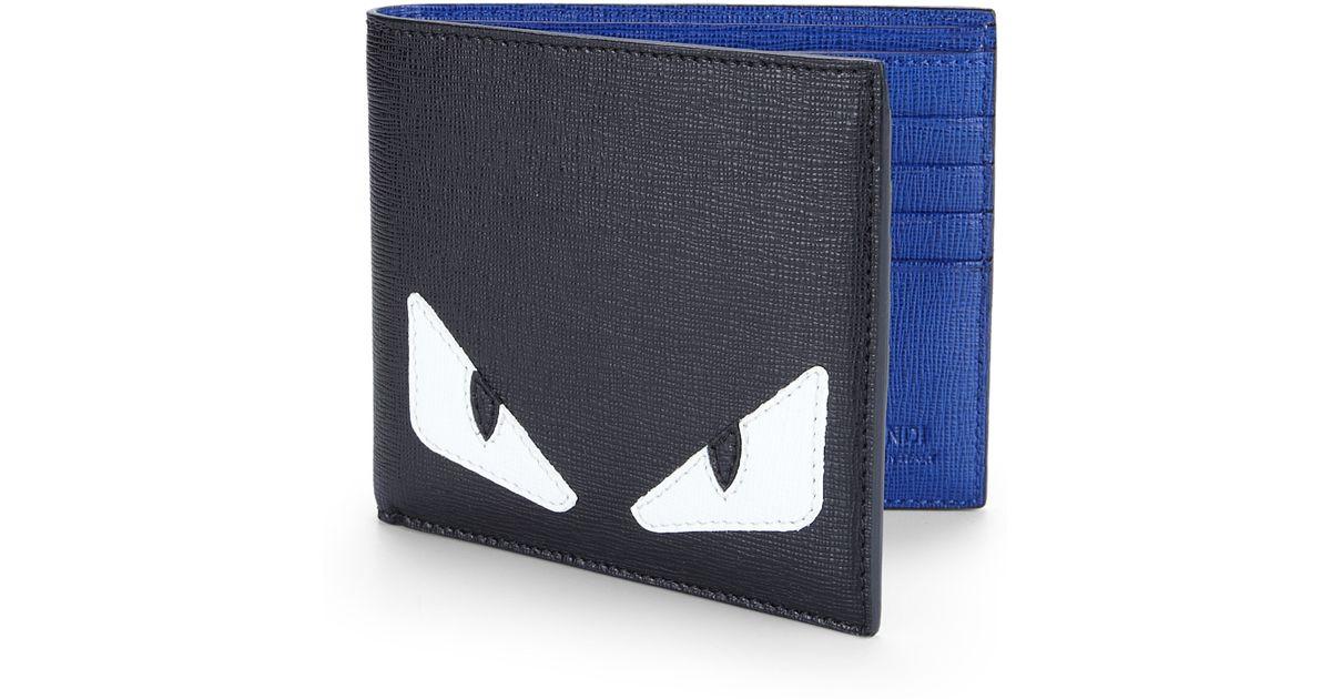 Fendi Wallet Eyes