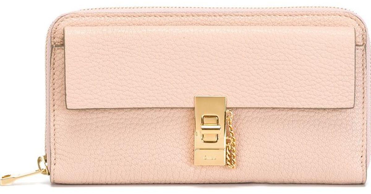 chloe purse - chloe red long georgia wallet, replica chloe shoes
