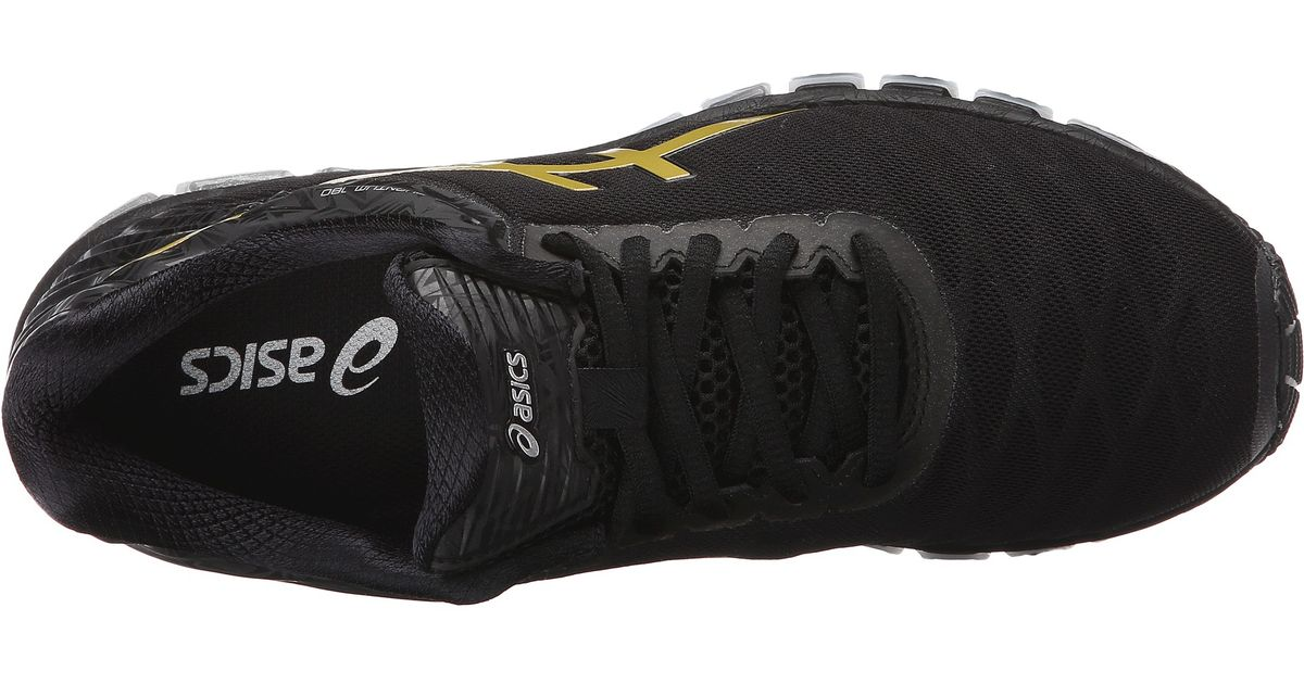 separation shoes 4e545 9e632 Asics Gel-quantum 180™ in Black - Lyst