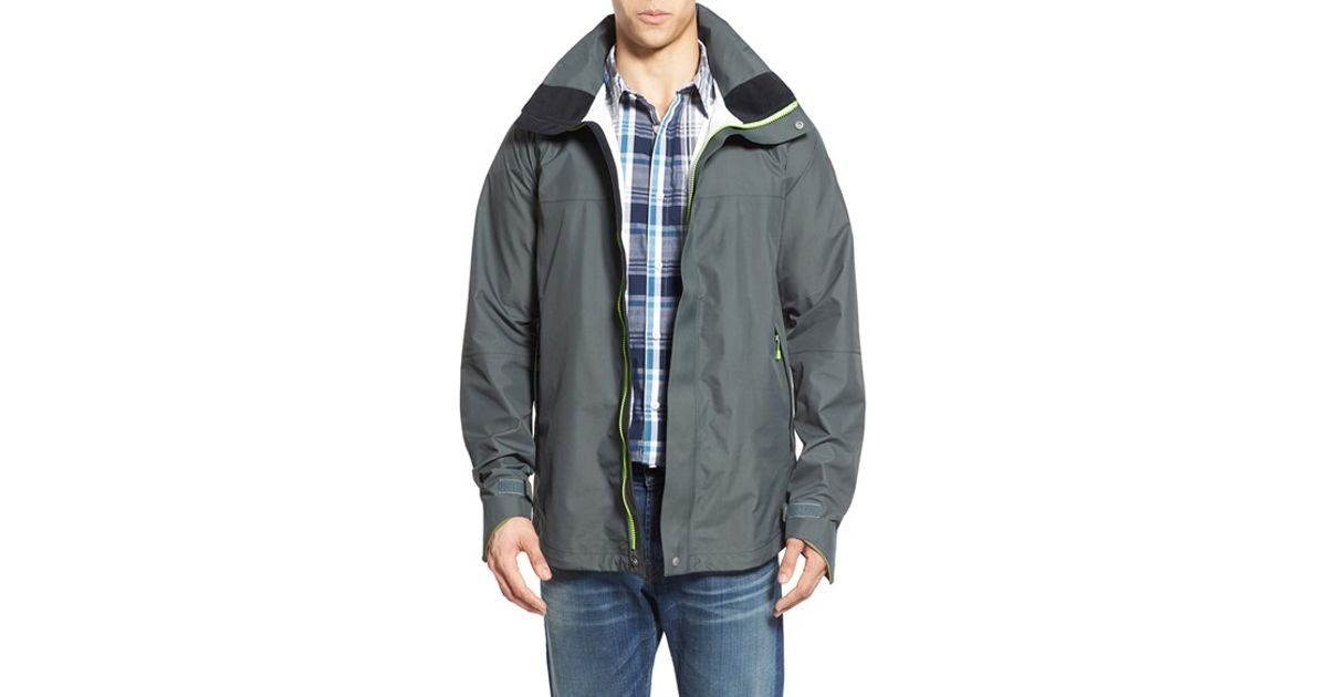 Lyst Canada Goose Hayward Waterproof Rain Jacket In