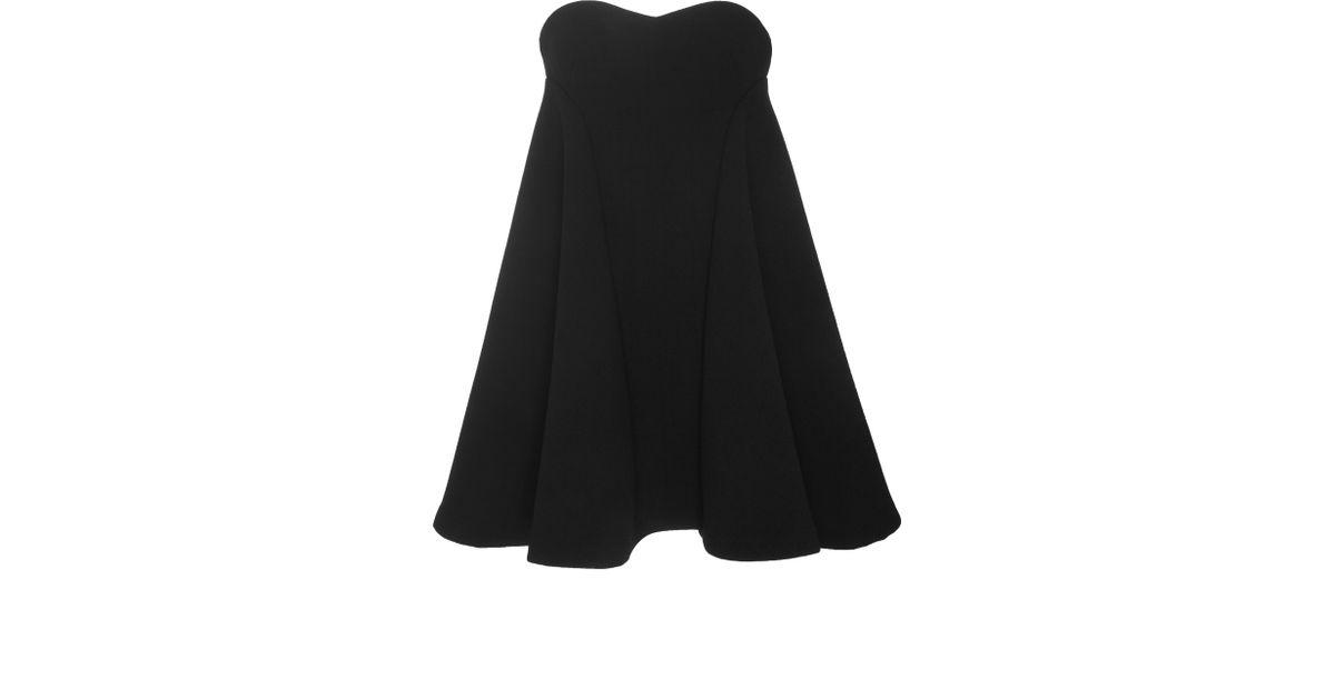 Lyst Alice Mccall Like Nonsense Dress In Black In Black