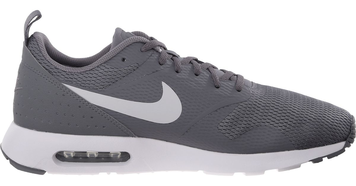 ddf750e43b ... denmark lyst nike air max tavas low top sneakers in gray for men 85b34  e43f2