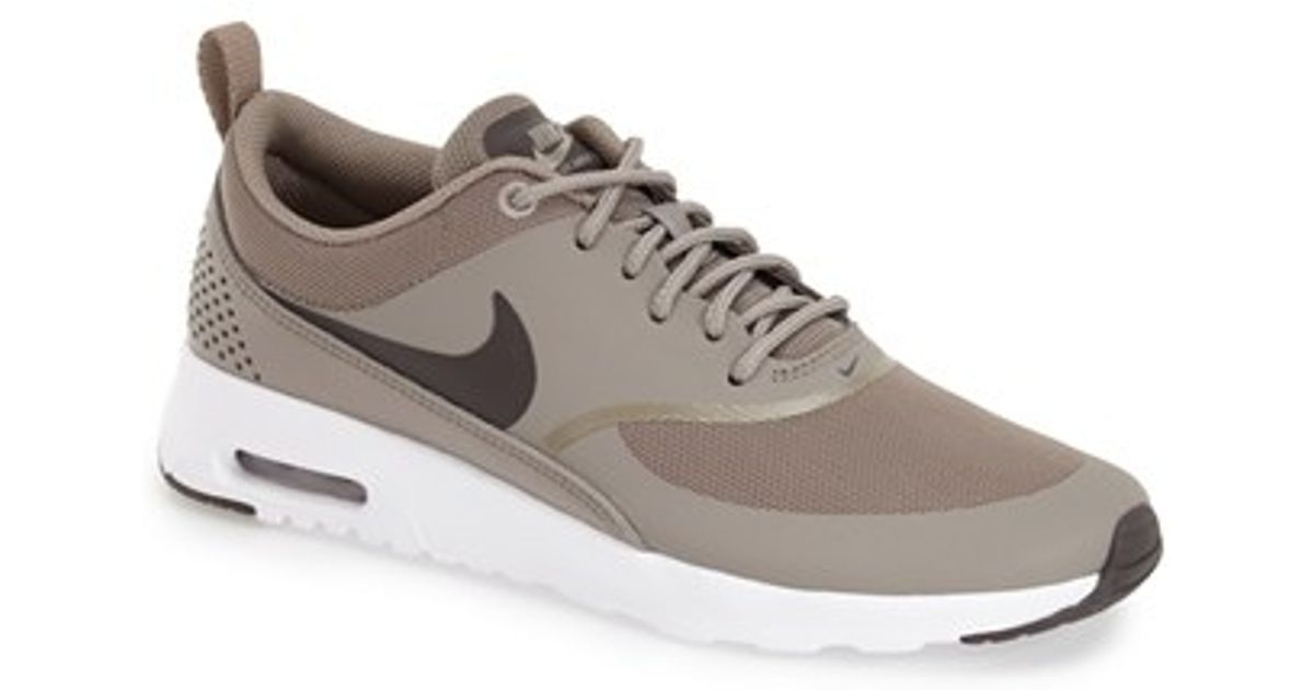 competitive price 79905 45e73 ... coupon for lyst nike air max thea low top sneakers in white for men  037c5 282e8