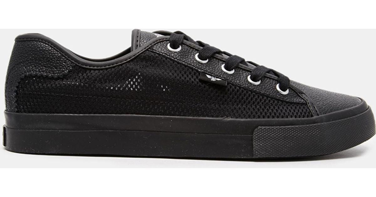 c59c93f8c48 Creative Recreation Kaplan Mesh Sneakers in Black for Men - Lyst