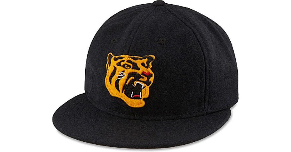 Lyst - Ebbets Field Flannels Osaka Tigers Ballcap in Black for Men 244995544b1