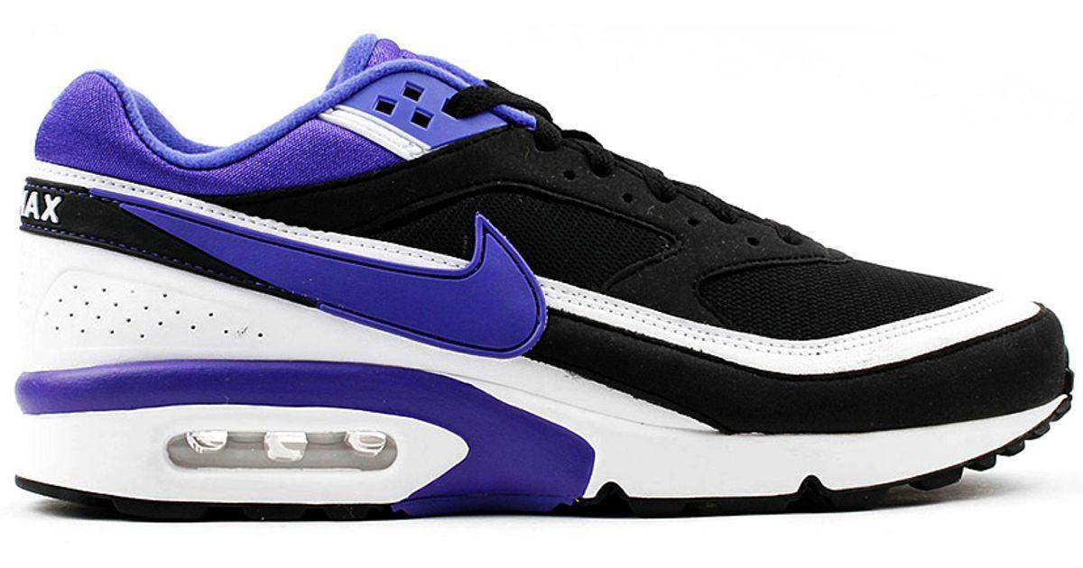 le dernier cc664 95b1b Nike White Air Max Bw Og Persian Violet for men