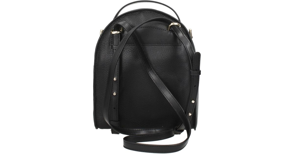 945c337cf766 Lyst - Michael Kors Backpacks And Bumbags Jessa Women Black in Black