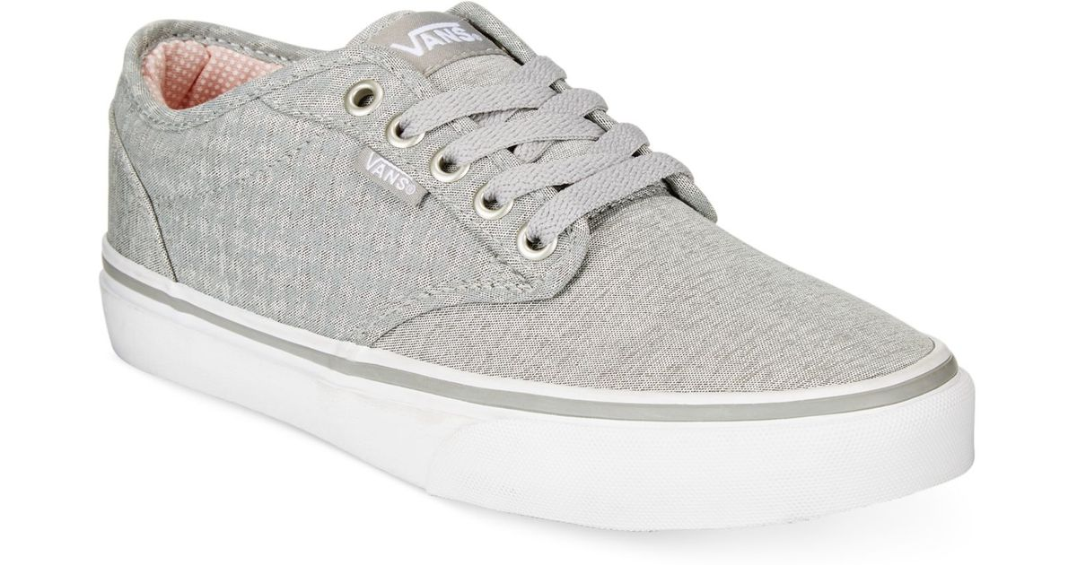 Vans Women's Atwood Lace-up Sneakers in