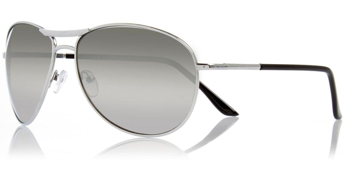 2b45f916c3f2 Aviator Style Prescription Safety Glasses. 70s Style Aviator Sunglasses