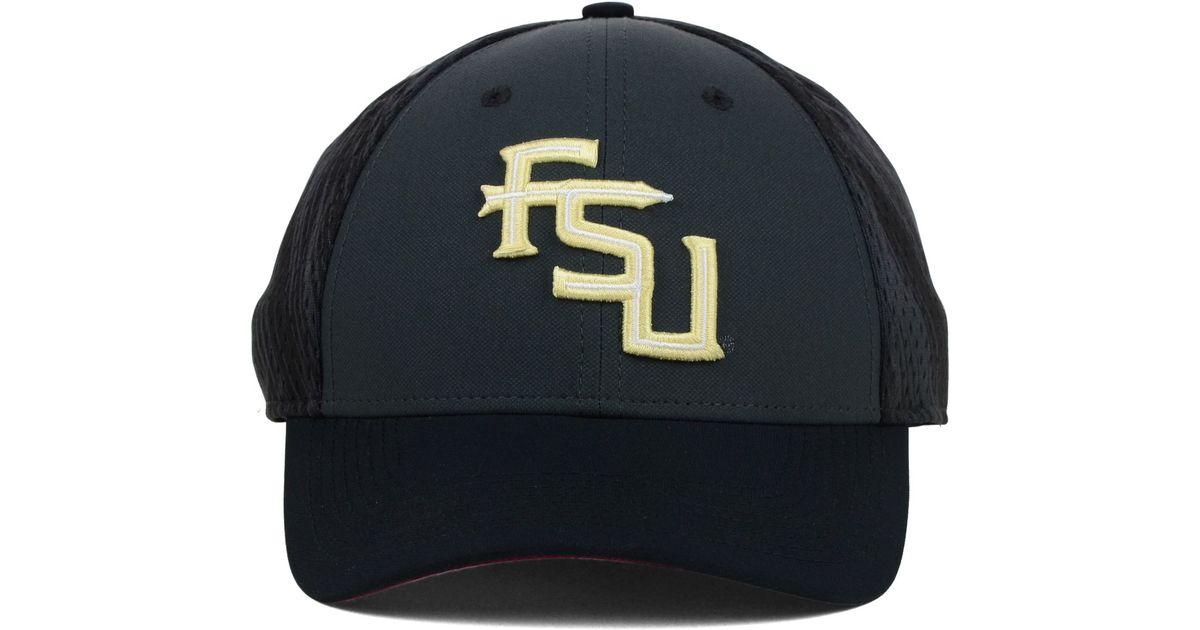 Lyst - Nike Florida State Seminoles Ncaa Fabric Mix Cap in Black for Men d8a473f0870e