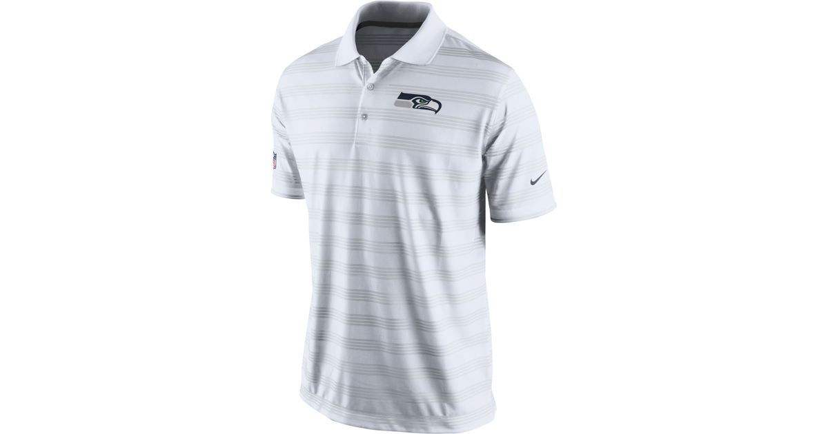 Seattle Seahawks Preseason Polo Shirt