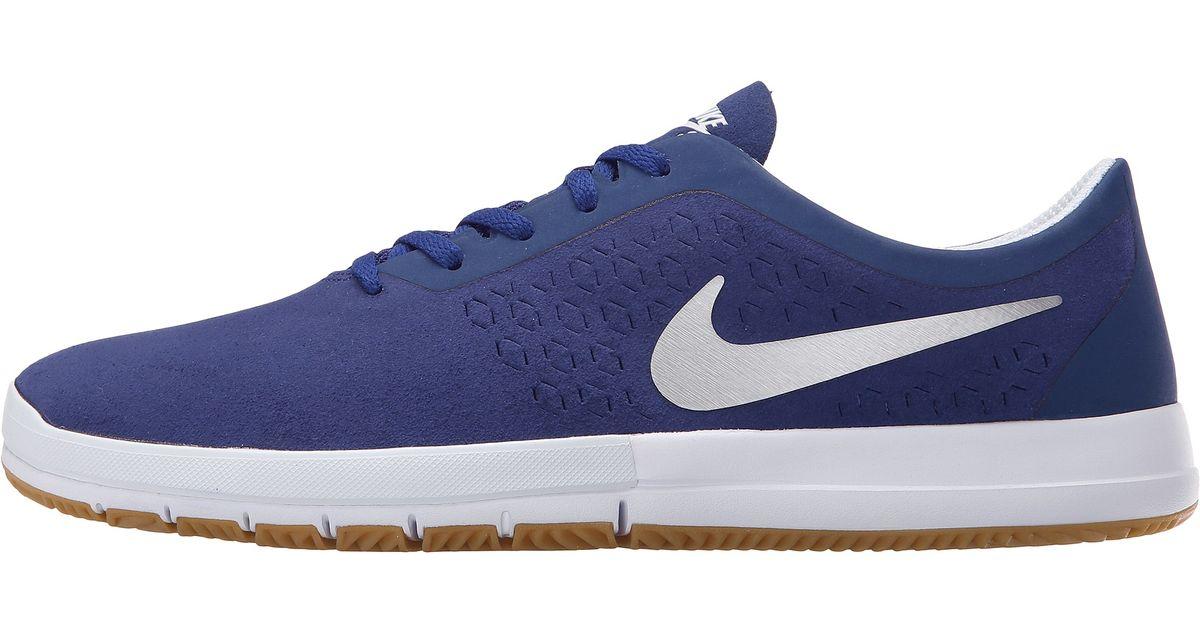 best value a585f d8def Nike Free Sb Nano in Blue for Men - Lyst