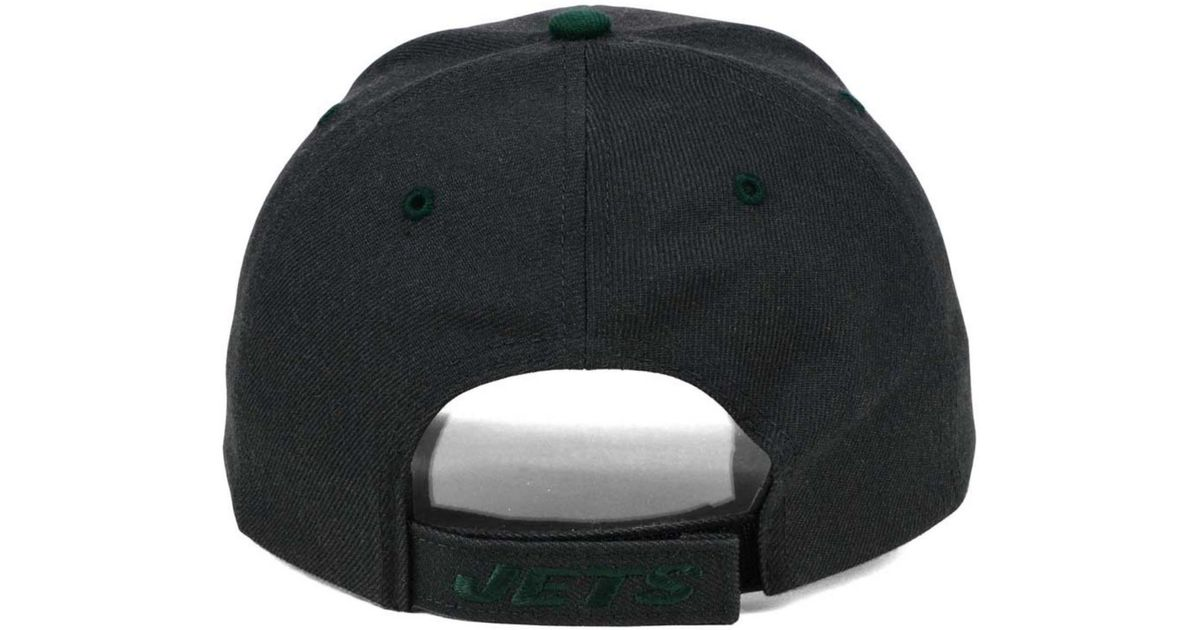 promo code 949aa 07549 ... inexpensive lyst 47 brand new york jets audible mvp cap in green for men  978a3 0e8b7