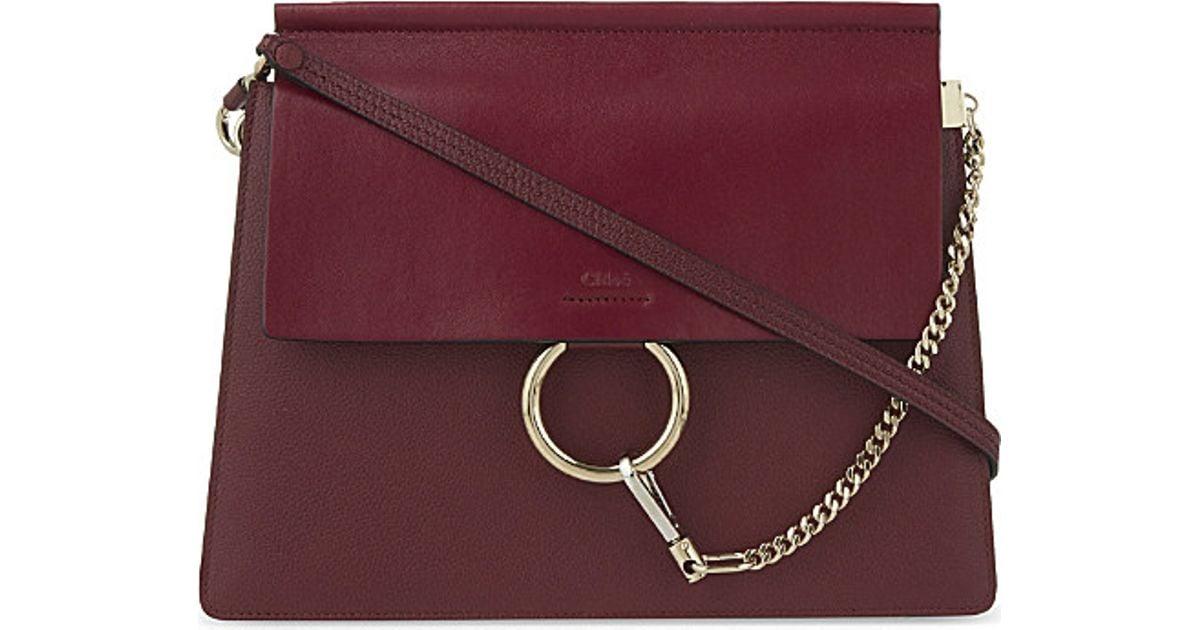 chloe it bags - chloe purple suede medium faye bag, white chloe handbag