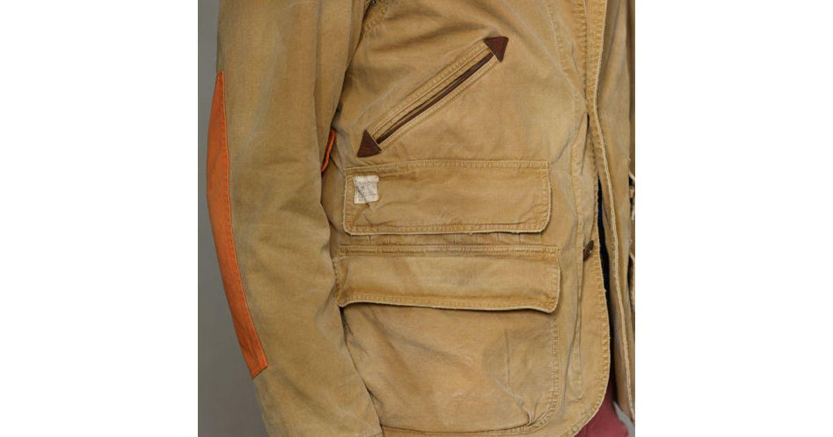 Ralph Polo Mohawk Lauren Brown Hunter Jacket For Men Cove hrdsxBotQC
