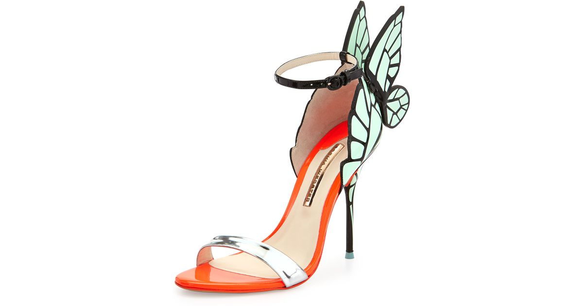 SOPHIA WEBSTER Butterfly sandals 886WkSaZB