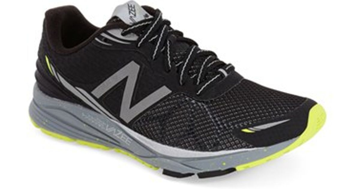 amazing price sale online wholesale New Balance 'vazee Pace - Beacon Reflective' Running Shoe in Black ...