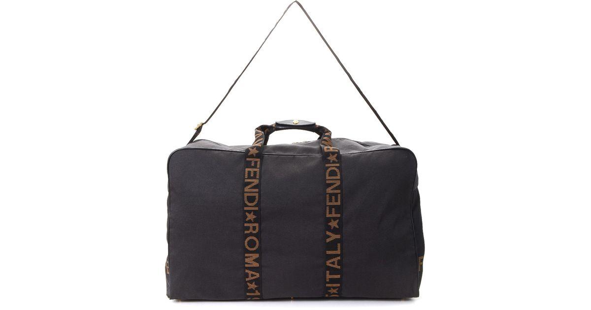 23159fe99b Lyst - Fendi Roma Italy 1925 Handbag - Vintage in Brown for Men