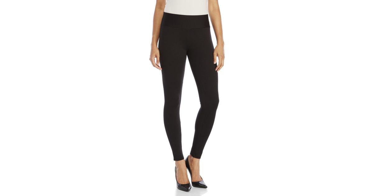 05e4892ff2698 Premise Studio Pull-On Leggings in Black - Lyst