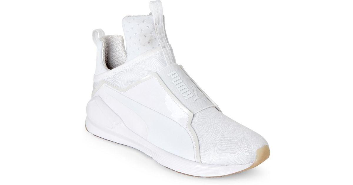 timeless design a15e8 38e50 PUMA White Fierce Core Training Sneaker