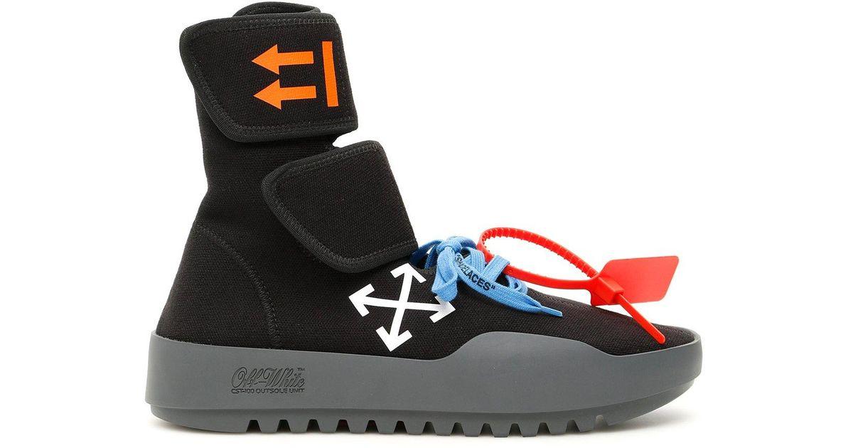 Cst-100 Moto Wrap Sneakers