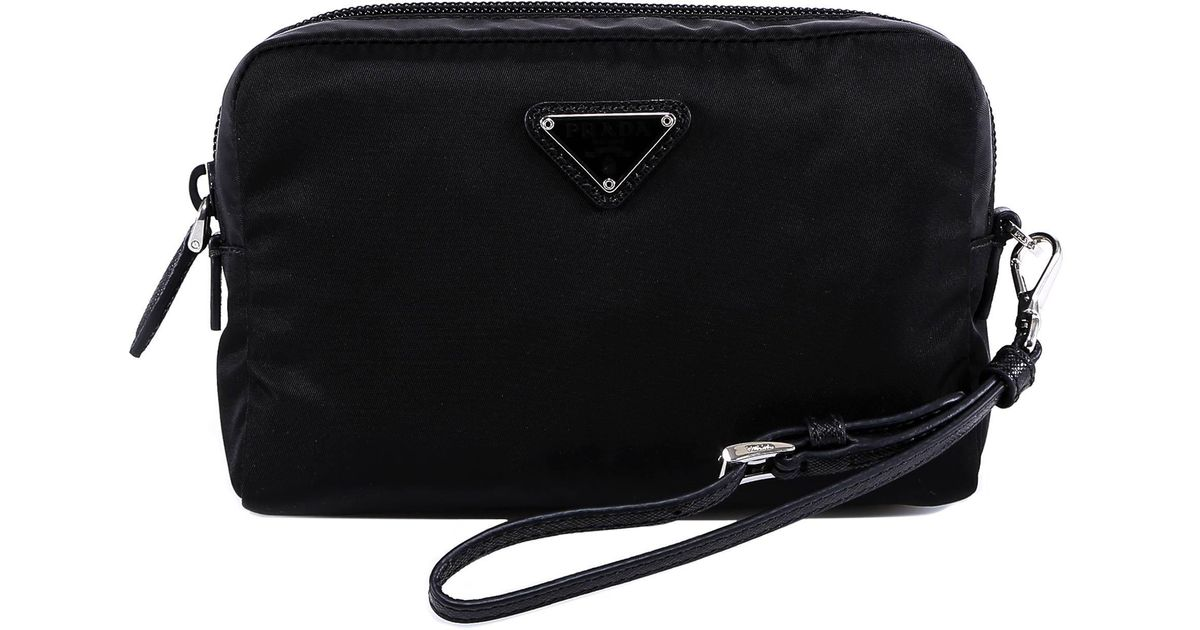 a8bcd27fec22a4 ireland small prada makeup bag ebth 780d2 84a2d; new arrivals prada makeup  bag in black lyst eeccc f8269