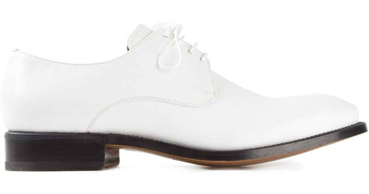 Acne Studios Classic Derby Shoes in
