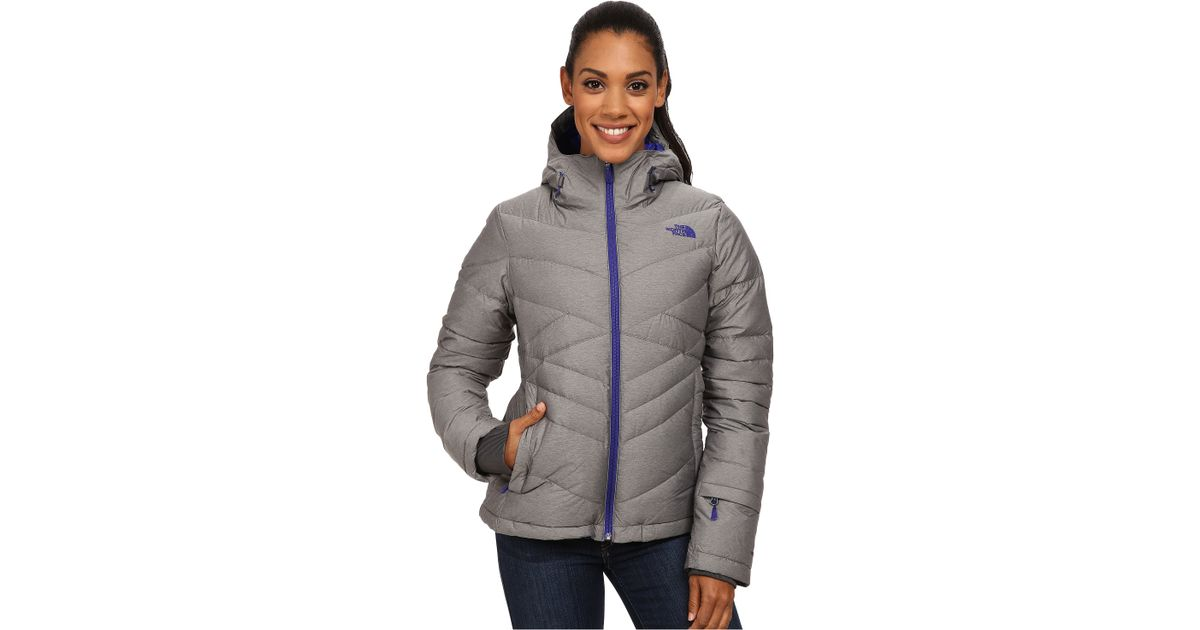 01cada32fe75 Lyst - The North Face Destiny Down Jacket in Gray