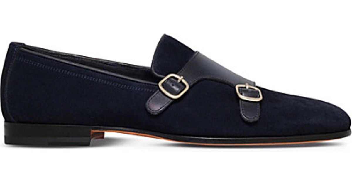 Santoni buckle loafers sale countdown package UqAJDd