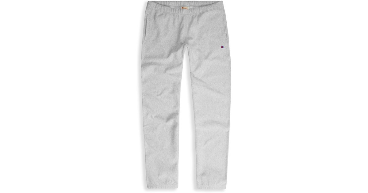 2ea1c68accc8 Lyst - Champion Europe Premium Reverse Weave® Terry Pants in Gray for Men