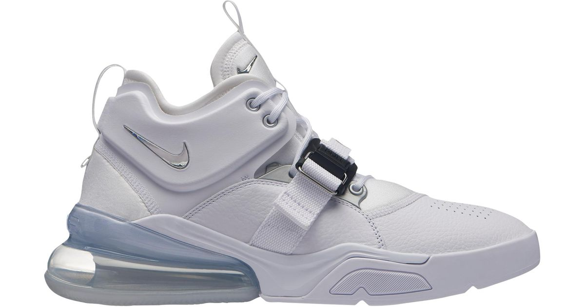 Nike Synthetic Air Force 270 Basketball
