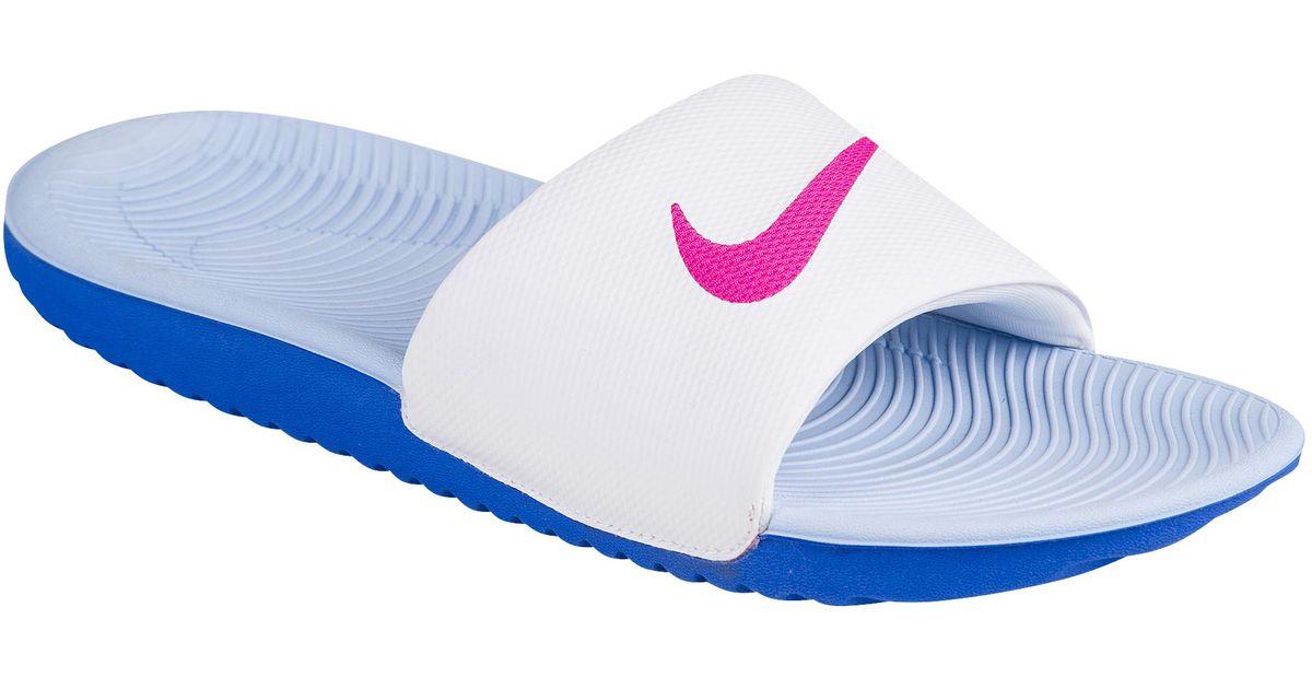 Nike Synthetic Womens Kawa Slide in