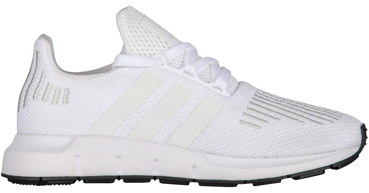 size 40 classic fit sale uk Adidas Originals White Swift Run Running Shoes for men