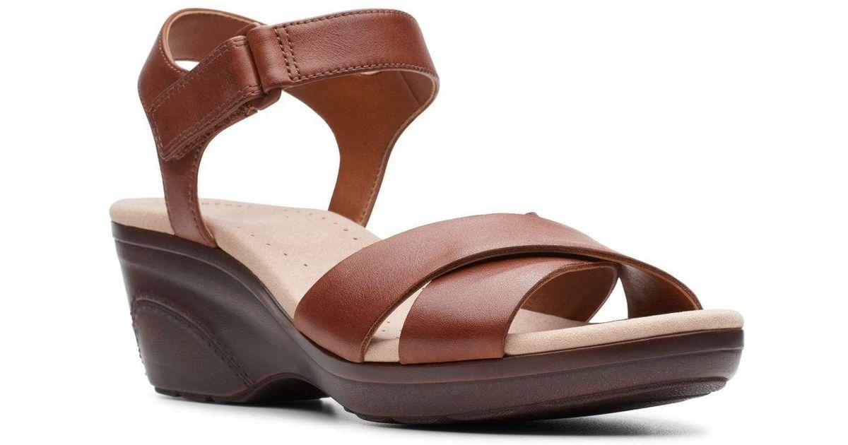 Lynette Deb Womens Wide Fit Sandals