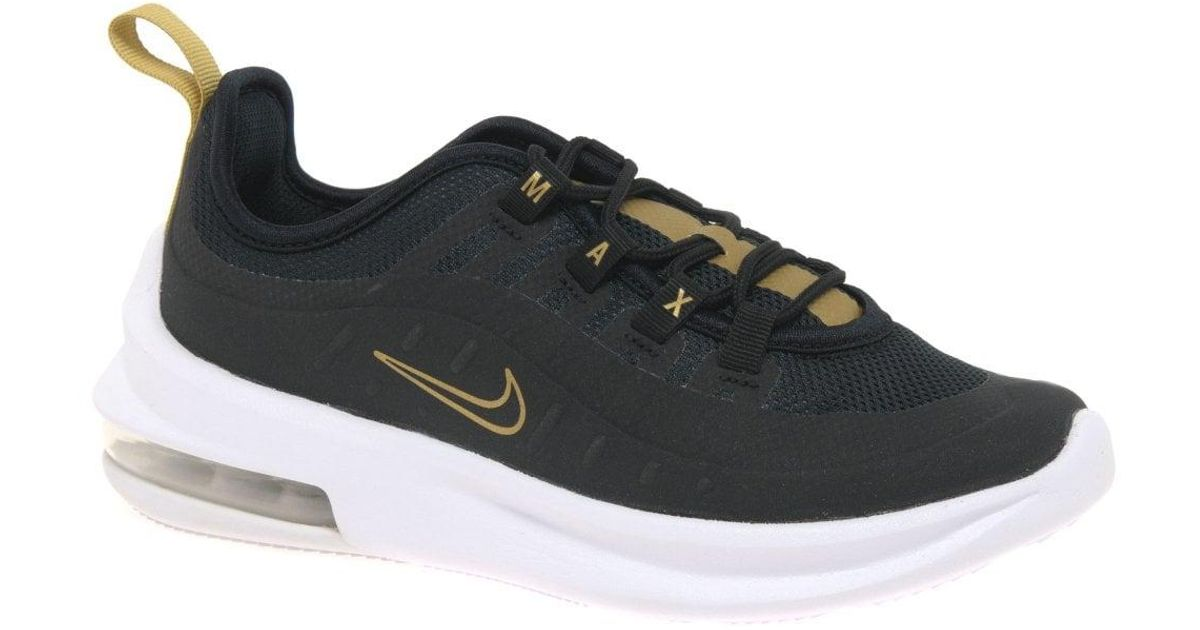 Nike Black Air Max Axis Vtb Kids Youth Sports Trainers for men