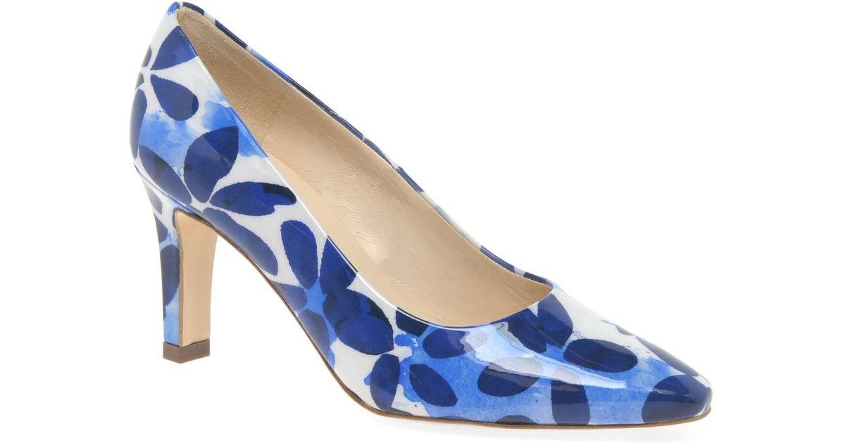 f39ef0dcf Peter Kaiser Tosca Womens Court Shoes Women's Court Shoes In Blue in Blue -  Lyst
