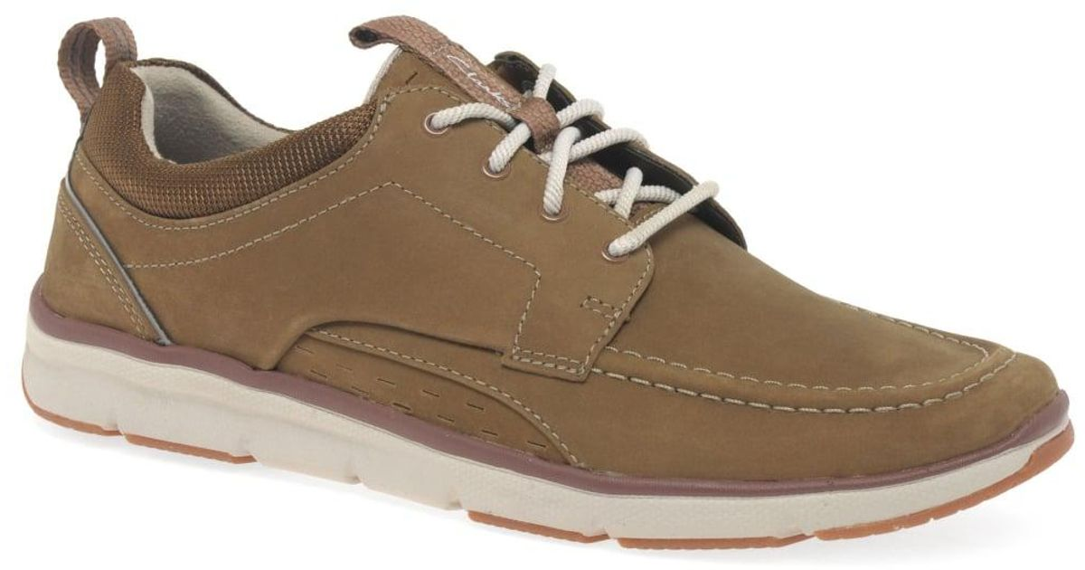 coupon code outlet for sale latest Shoes Mens Clarks Orson Bay Casual Lace Up Shoes