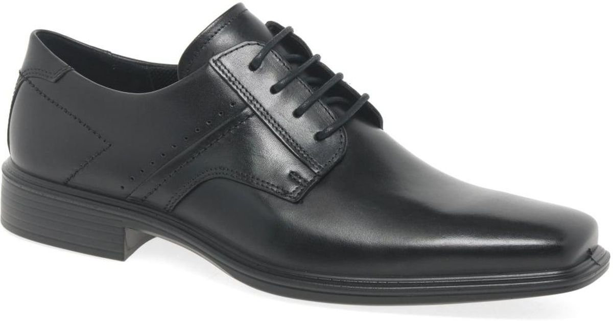 Lyst Ecco Minneapolis Mens Formal Lace Up Shoes In Black For Men