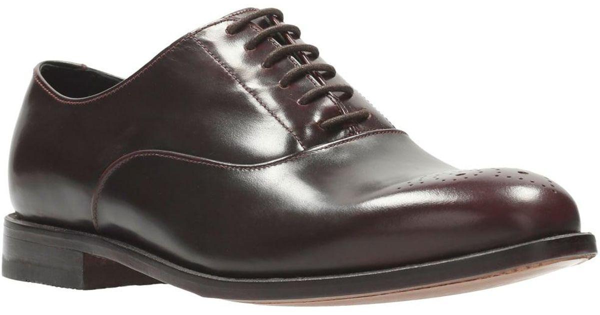 Ellis Vincent Mens Formal Lace Up Shoes