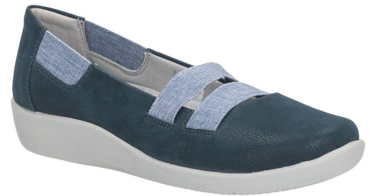 Clarks Sillian Rest Womens Casual Shoes
