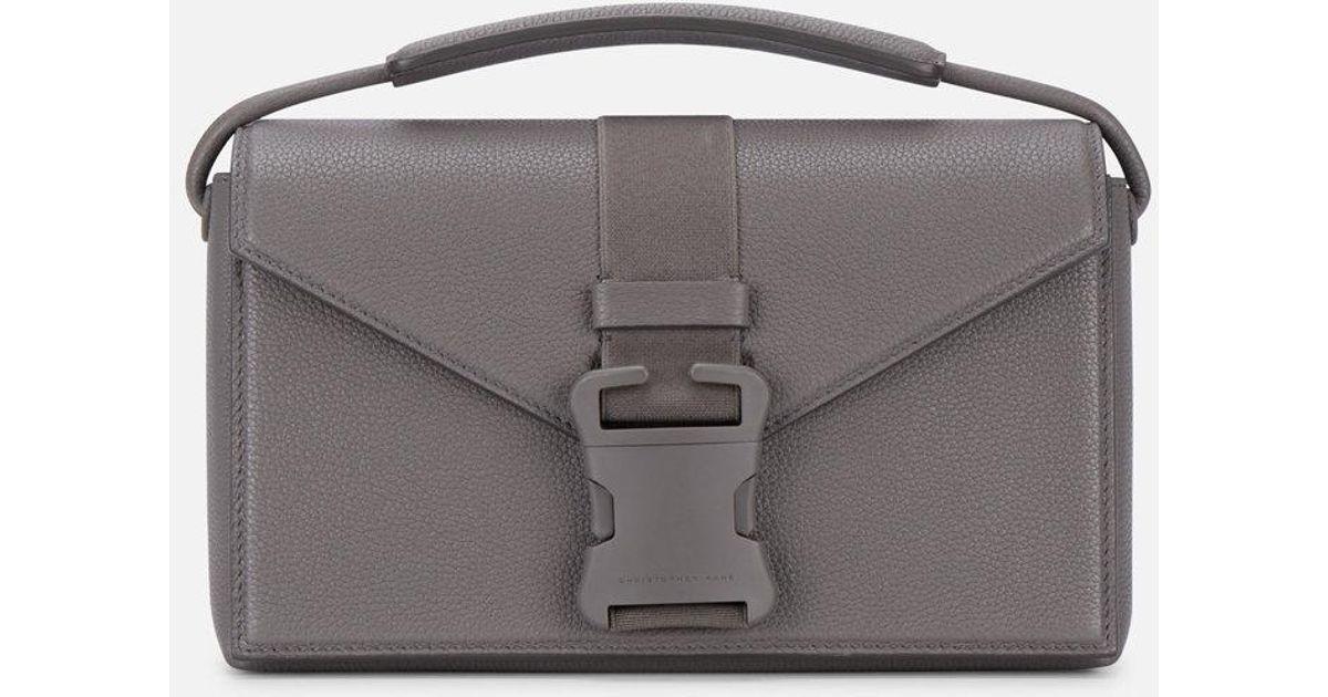 8239908b70 Lyst - Christopher Kane Devine Shoulder Bag in Gray