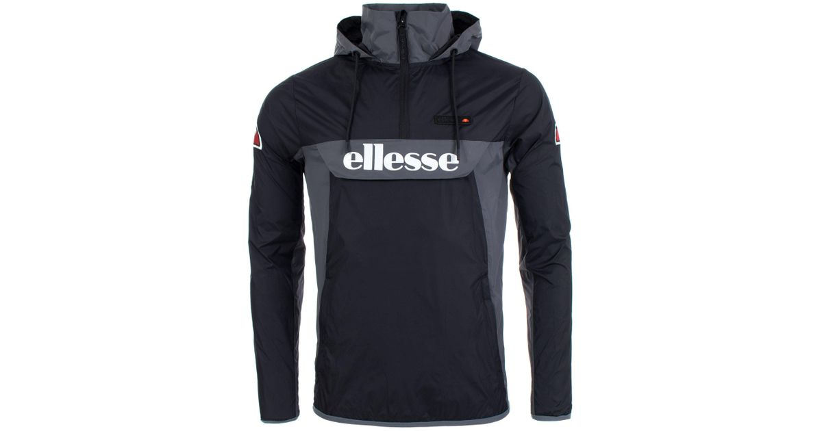 Black Jacket Ellesse Woven For Men Ion OkZuPXTi
