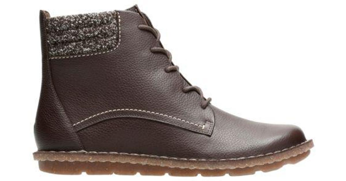 3e3b23766fd Lyst - Clarks Tamitha Rose in Brown
